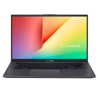 PORTATIL LAPTOP ASUS VIVOBOOK 14 HD/AMD QC R5 3500U/8GB/DD 512GB M.2 SSD/HDMI/USB 2.0/USB 3.1/USB 3.1 TIPO C/BLUETOOTH/WEB CAM HD/GRIS/WIN10 HOME
