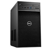 WORKSTATION DELL PRECISION 3630 MT XEON E-2274G 4C 4.0GHZ, 4.9GHZ TURBO / 16GB / 256GB SSD / DVDRW / NVIDIA QUADRO P620 2GB / WINDOWS 10 PRO / GARANTI