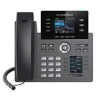 TELEFONO IP 4 CUANTAS SIP, DOS PANTALLAS A COLOR, VISTA FRONTAL INTERCAMBIABLE, FIRNWARE DUAL, GESTION CENTRALIZADA, AUDIO HD, WIFI DOBLE BANDA, BLUETOOTH, POE, PUERTOS DE RED GIGABIT