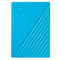 DISCO DURO EXTERNOERNO PORTATIL 4TB WD MY PASSPORT AZUL 2.5/USB3.0/COPIA LOCAL/ENCRIPTACION/WIN