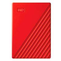 DISCO DURO EXTERNOERNO PORTATIL 4TB WD MY PASSPORT ROJO 2.5/USB3.0/COPIA LOCAL/ENCRIPTACION/WIN