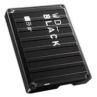 DISCO DURO EXTERNOERNO PORTATIL 2TB WD BLACK P10 GAME DRIVE NEGRO USB 3.2/PS4 /PS4 PRO/XBOX ONE/WIN/MAC