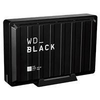 DISCO DURO EXTERNOERNO PORTATIL 8TB WD BLACK D10 GAME DRIVE NEGRO USB 3.2/PS4 /PS4 PRO/XBOX ONE/WIN/MAC