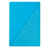 DISCO DURO EXTERNOERNO PORTATIL 2TB WD MY PASSPORT AZUL 2.5/USB3.0/COPIA LOCAL/ENCRIPTACION/WIN