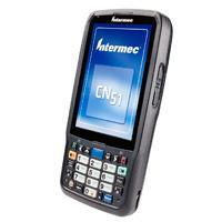 TERMINAL MOVIL CN51AN1KCF1A2000 DE INTERMEC - HONEYWELL, NUMERICA, IMAGER EA30 DE RANGO ESTANDAR, PANTALLA 4 PULGADAS, CAMARA 5 MP, BT 802.11 A/B/G/N/ANDROID 6.0, RADIO DE RED FLEXIBLE, GPS. LOS CABL