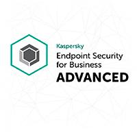KASPERSKY ENDPOINT SECURITY FOR BUSINESS - ADVANCED / BAND U: 500-999 / GOBIERNO / 1 AÑO / ELECTRONICO