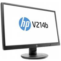 """HP MONITOR LED 21 V214B (AREA VISIBLE 20.7 """") / WIDESCREEN  1920X1080 / VGA / VESA 100 / 3,3,3"""
