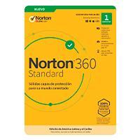 ESD NORTON 360 STANDAR / 1 DISPOSITIVO / 1 AÑO - DESCARGA DIGITAL
