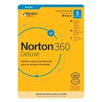 ESD NORTON 360 DELUXE/ 3 DISPOSITIVOS / 1 AÑO - DESCARGA DIGITAL