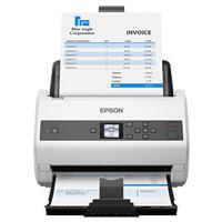 SCANNER EPSON WORKFORCE DS-970, 85 PPM/170 IPM, 600 DPI, 30 BITS, USB, ADF, DUPLEX