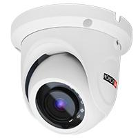 CAMARA PROVISION ISR DOMO IP 5 MP, SERIE EYE-SIGHT ONVIF, POE LENTE 3.6 MM, IR 15 MTS, H265, IP66, PRO ANALITICO, AUDIO DE 1 VIA.