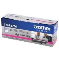 TONER BROTHER TN227M MAGENTA COMPATIBLE CON MFCL3710CW ALTO RENDIMIENTO HASTA 2,300 PAGINAS