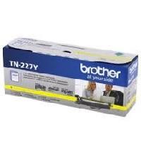 TONER BROTHER TN227Y AMARILLO, COMPATIBLE CON MFCL3710CW ALTO RENDIMIENTO HASTA 2,300 PAGINAS