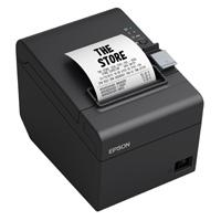 MINIPRINTER EPSON TM-T20III, TERMICA, 80 MM O 58 MM, SERIAL-USB, AUTOCORTADOR, NEGRA