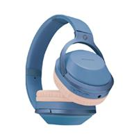 AUDIFONOS (OVER EAR) AURA LFACOUSTICS/ACTECK/BLUETOOTH/12 HRS USO CONTINUO 250 MAH/COLOR AZUL/LA-927277