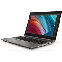 WORKSTATION MOVIL HP ZBOOK 15 G6 CORE I7-9850H 6C 2.60-4.60GHZ 12MB/32GB 2X16GB DDR4 2666/512GB SSD/NVIDIA QUADRO T1000 4GB/1 HDMI/RJ45/WIN10 PRO/WEBC