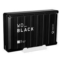 DISCO DURO EXTERNOERNO PORTATIL 12TB WD BLACK D10 GAME DRIVE XBOX ONE NEGRO USB 3.2 GEN1