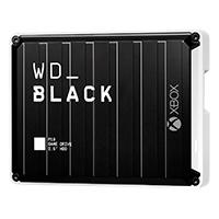 DISCO DURO EXTERNOERNO PORTATIL 5TB WD BLACK P10 GAME DRIVE XBOX ONE NEGRO USB 3.2 GEN1
