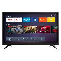 TELEVISION LED GHIA NETFLIX HD 32 PULG 720P WIFI /2 HDMI / 2 USB / RCA/OPTICO/3.5MM 60HZ