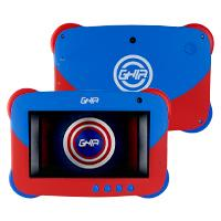 TABLET GHIA 7 KIDS/A50 QUADCORE/1GB RAM/16GB /2CAM/WIFI/BLUETOOTH/2500MAH/ANDROID 9 /AZUL