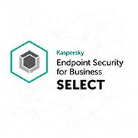 KASPERSKY ENDPOINT SECURITY FOR BUSINESS - SELECT / BAND U: 500-999 / EDUCATIVO / 3 AÑOS / ELECTRONICO