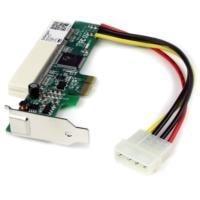TARJETA ADAPTADOR PCI EXPRESS PCIE PCI-E A PCI - STARTECH.COM MOD. PEX1PCI1