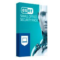 ESD ESET SMALL OFFICE SECURITY PACK, 5 PCS + 5 SMARTPHONE O TABLET + I SERVER + CONSOLA, 1 AÑO DE VIGENCIA