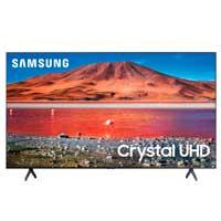 TELEVISION LED SAMSUNG 75 SMART TV SERIE TU7000, UHD 4K 3,840 X 2,160, 2 HDMI, 1 USB