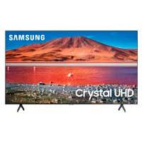 TELEVISION LED SAMSUNG 70 SMART TV SERIE TU7000, UHD 4K 3,840 X 2,160, 2 HDMI, 1 USB