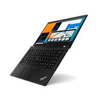 LENOVO THINK / T495 / 14 HD / AMD RYZEN 5 3500U 2.1 GHZ / 8 GB DDR4 2666 / 512 SSD / NEGRA / FPR / 7 WIN 10 PRO / 3 AÑOS E SITIO