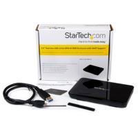 GABINETE CARCASA USB 3.0 DE DISCO DURO HDD SATA III DE 2.5 PULGADAS EXTERNO CON UASP - STARTECH.COM MOD. S2510BPU337