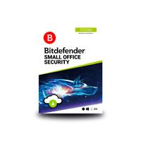 ESD BITDEFENDER SMALL OFFICE SECURITY 20 PC + 1 SERVIDOR + 1 CONSOLA CLOUD, 3 AÑOS (ENTREGA ELECTRONICA)