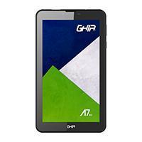 TABLET GHIA 7 A7 3G Y WIFI /SC7731E QUADCORE/IPS/BLUETOOTH 4.0/1GB RAM/16GB ROM /2CAM/2500MAH/ANDROID 10/NEGRA