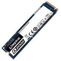 UNIDAD DE ESTADO SOLIDO SSD KINGSTON SA2000M8 250GB M.2 NVME PCIE LECT.2000 / ESCR.1100 MB/S