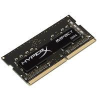 MEMORIA KINGSTON SODIMM DDR4 8GB 2400MHZ HYPERX IMPACT BLACK CL14 260PIN 1.2V
