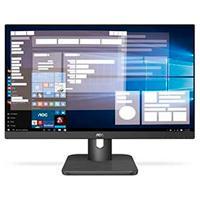 MONITOR LED AOC 19.5 PULGADAS / ENTRADA HDMI Y VGA / TIEMPO DE RESPUESTA 5MS / BRILLO 200 CD/M2 / VESA 100X100 MM / COLOR NEGRO / RESOLUCIÓN 1600X900 / FLICKERFREE / CONTRASTE 20.000.000.1