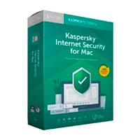 ESD KASPERSKY INTERNET SECURITY/ FOR MAC/ 1 DISPOSITIVO/ 1 AÑO/ DESCARGA DIGITAL