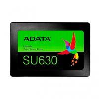 UNIDAD DE ESTADO SOLIDO SSD ADATA SU630 960GB 2.5 SATA3 7MM LECT.520/ESCR.450MBS SIN BRACKET PC LAPTOP