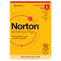 NORTON ANTIVIRUS PLUS 1 DISPOSITIVO 1 AñO (CAJA)