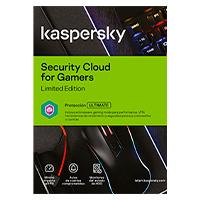 ESD KASPERSKY SECURITY CLOUD FOR GAMERS / 3 USUARIOS/ 1 AÑO / DESCARGA DIGITAL