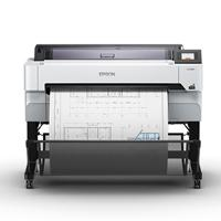 PLOTTER MULTIFUNCIONAL EPSON SURE COLOR T5470M, 36 PULGADAS 91.44 CM , RED Y USB, 4 TINTAS, 2.400 X 1.200 DPI