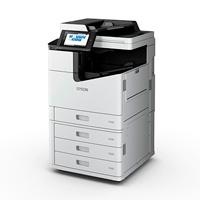 MULTIFUNCIONAL EPSON WORKFORCE PRO WF-M20590, 100 PPM NEGRO, INYECCION DE TINTA, USB, WIFI, RED, FAX, DUPLEX, DOBLE CARTA, MONOCROMATICA
