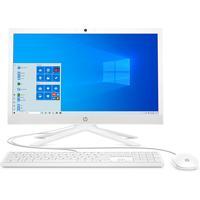 HP CONSUMO PAVILION AIO 21-B0000LA / CELERON J4025 DC 2.00-2.90GHZ/ 4GB / 1TB / DVD-RW / 20.7 LED / WIN 10 HOME / BLANCO NIEVE