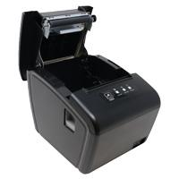 MINIPRINTER TERMICA 80MM 3NSTAR RPT006S USB-SERIAL-ETHERNET - NEGRA - AUTOCORTADOR 260MM X SEG – COMP. WIN/LINUX/OPOS