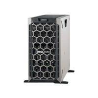 SERVIDOR DELL POWEREDGE DE TORRE T440 XEON SILVER 4208 2.1GHZ/ 16 GB/ 480 GB SSD / FUENTE REDUNDANTE 1100 W / NO DVD / NO SISTEMA OPERATIVO / MEMORIA SD 16GB/ TPM 2.0