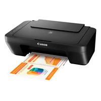 MULTIFUNCIONAL CANON PIXMA MG2510, COLOR, INYECCION DE TINTA , 8 IPM B/N A COLOR 4 IPM, USB, CONSUMIBLES PG-145XL NEGRO, CL-146XL COLOR.