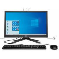 HP AIO 200 G8 /20.7 PULG LCD FHD /INTEL CELERON J4025, 2.0 GHZ 2C 4MB 10W / 4GB DDR4 1X4 SODIMM /SSD 128GB PCIE / NO ODD/ WI-FI/ WEBCAM/ RJ45/ MEDIA CARD / W10PRO / 1-1-1