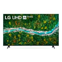 TELEVISION LED LG 75 PLG SMART TV, UHD 3840 * 2160P, WEB OS SMART TV (6.0), ACTIVE HDR, HDR 10, 3 HDMI, 2 USB. BLUETOOTH 5.0, COMPATIBILIDAD CON GOOGLE ASSISTANT, ALEXA, AIRPLAY 2.