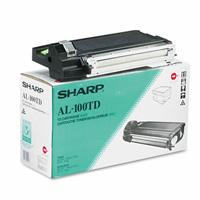 CARTUCHO DE TONER Y REVELADOR SHARP COMPATIBLE CON MODELOS  AL2030, AL2040CS  AND  AL2050CS (RENDIEM