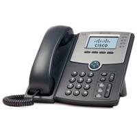 TELEFONO IP CISCO 4 LINEAS, C / DISPLAY, POE Y PUERTO P / PC CISCO SPA504G